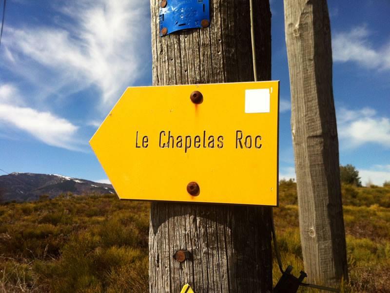 DE VILLEFORT AU CHAPELAS ROC