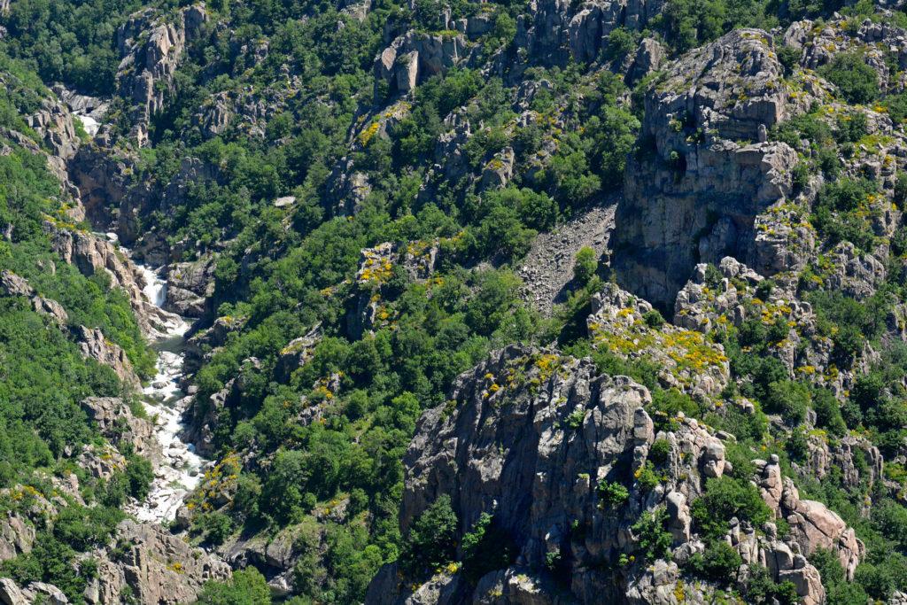 Belvédère des gorges du Chassezac