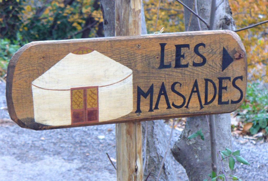 LES MASADES – YOURTE
